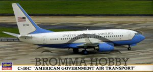 Boeing C-40C American Goverment Air Transport