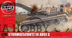 Sturmgeschutz III - 75mm Assault Gun (new box)