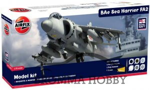 BAe Sea Harrier FA2 - Presentset