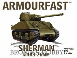 Sherman M4A3 76mm - (2st)