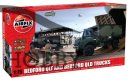 Bedford Qlt and Bedford Qld Trucks (WW II) Airfix Plastbyggsats