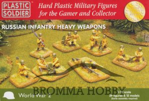 Russian Infantry Heavy Weapons