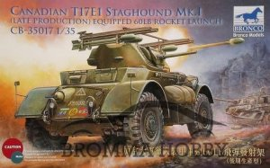 Canadian T17E1 Staghound Mk.I