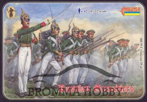 Crimean Russian Grenadiers