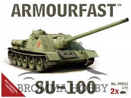SU-100 Tank destroyer - (2st)