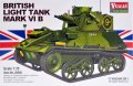British Ligh Tank Mark VI B