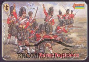 Crimean War Scottish Highlanders